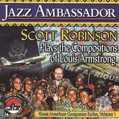 Jazz Ambassador: Scott Robinson Plays the