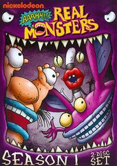 Aaahh!!! Real Monsters - Season 1 (2-DVD)
