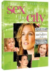 Sex and the City - Complete 6th Season - Part 1