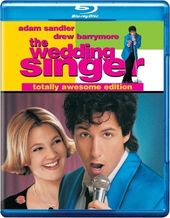 The Wedding Singer (Blu-ray, Totally Awesome