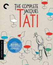 The Complete Jacques Tati (Blu-ray)