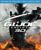 G.I. Joe: Retaliation 3D (Blu-ray + DVD)