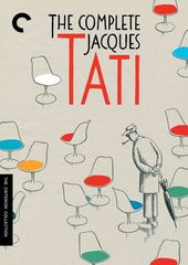 The Complete Jacques Tati (12-DVD)