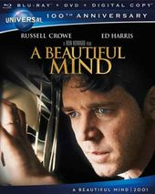 A Beautiful Mind (Blu-ray + DVD)