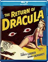 The Return of Dracula (Blu-ray)