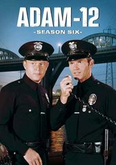 Adam-12 - Complete 6th Season (4-DVD)