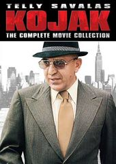 Kojak - Complete Movie Collection (4-DVD)