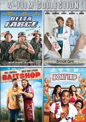 Delta Farce / Critical Care / Bait Shop / Boat