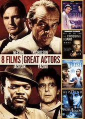 Great Actors: 8 Movies (2-DVD)