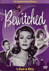 Bewitched - Complete 2nd Season (5-DVD/B&W)