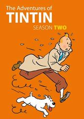 The Adventures of Tintin - Season 2 (2-DVD)