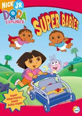 Dora the Explorer - Super Babies (Blu-ray)