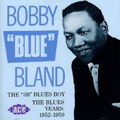 The 3B Blues Boy - The Blues Years: 1952-59