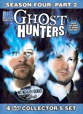 Ghost Hunters - Season 4: Part 2 (4-DVD)