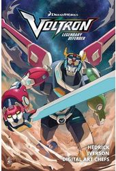 Voltron Legendary Defender 1