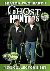 Ghost Hunters - Season 2, Part 1 (4-DVD)