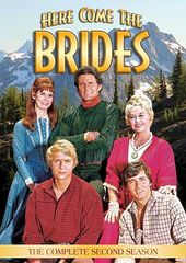 Here Come The Brides - Complete 2nd Season (6-DVD)