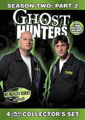 Ghost Hunters - Season 2, Part 2 (4-DVD)