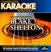 Chartbuster Karaoke Gold: In the Style of Blake