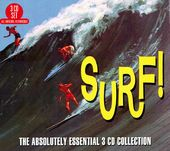 Surf: The Absolutely Essential Collection (3-CD)