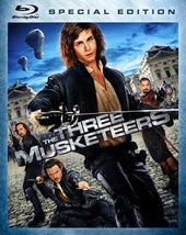 The Three Musketeers (Blu-ray)