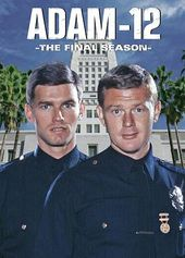 Adam-12 - Final Season (4-DVD)