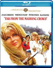 Far from the Madding Crowd (Blu-ray)