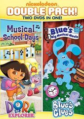 Dora the Explorer: Musical School Days / Blue's