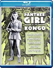Panther Girl of the Kongo (Blu-ray)