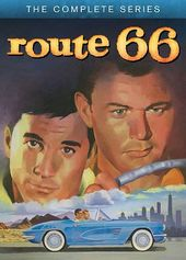 Route 66 - Complete Series (24-DVD)