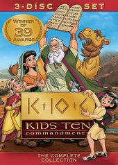Kids' Ten Commandments - The Complete Collection