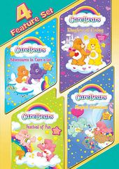 Care Bears - 4 Feature Set
