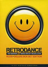 Retrodance - The Gratest Dance Hits of The 80's &