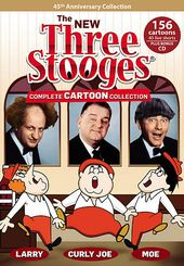 The New Three Stooges - Complete Cartoon