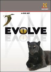 History Channel: Evolve (4-DVD)