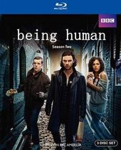 Being Human (UK) - Season 2 (Blu-ray)