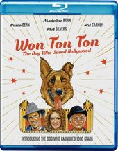 Won Ton Ton, the Dog Who Saved Hollywood (Blu-ray)