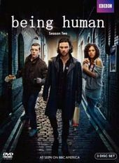 Being Human (UK) - Season 2 (3-DVD)
