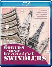 The World's Most Beautiful Swindlers (Blu-ray)