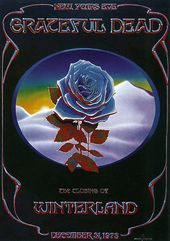 Grateful Dead - The Closing of Winterland (2-DVD)