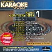 Karaoke Gold: Radio Country Hits 1