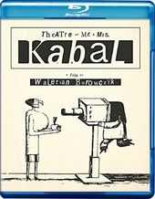 Theatre of Mr. & Mrs. Kabal (Blu-ray)