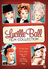The Lucille Ball Film Collection (5-DVD)