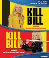 Kill Bill Collection (Blu-ray)