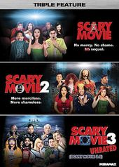 Scary Movie Triple Feature (3-DVD)
