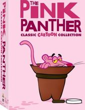 Pink Panther Classic Cartoon Collection (9-DVD)