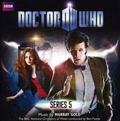 Doctor Who: Series 5 (2-CD) (Original Television