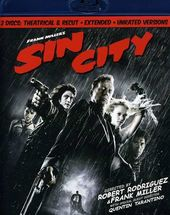 Sin City (Blu-ray, 2-Disc Set, Special Edition,