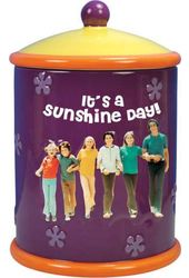 Brady Bunch - Sunshine Day Cookie Jar