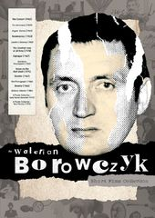 Walerian Borowczyk Shorts Collection